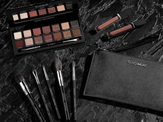 Sigma Beauty Warm Neutrals Collection