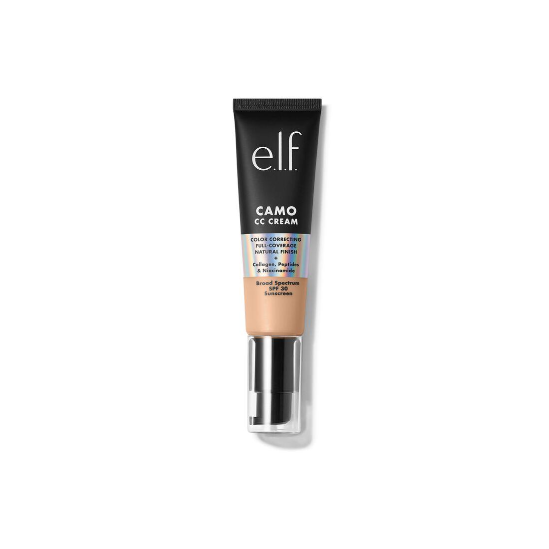 ELF Camo CC Cream SPF30