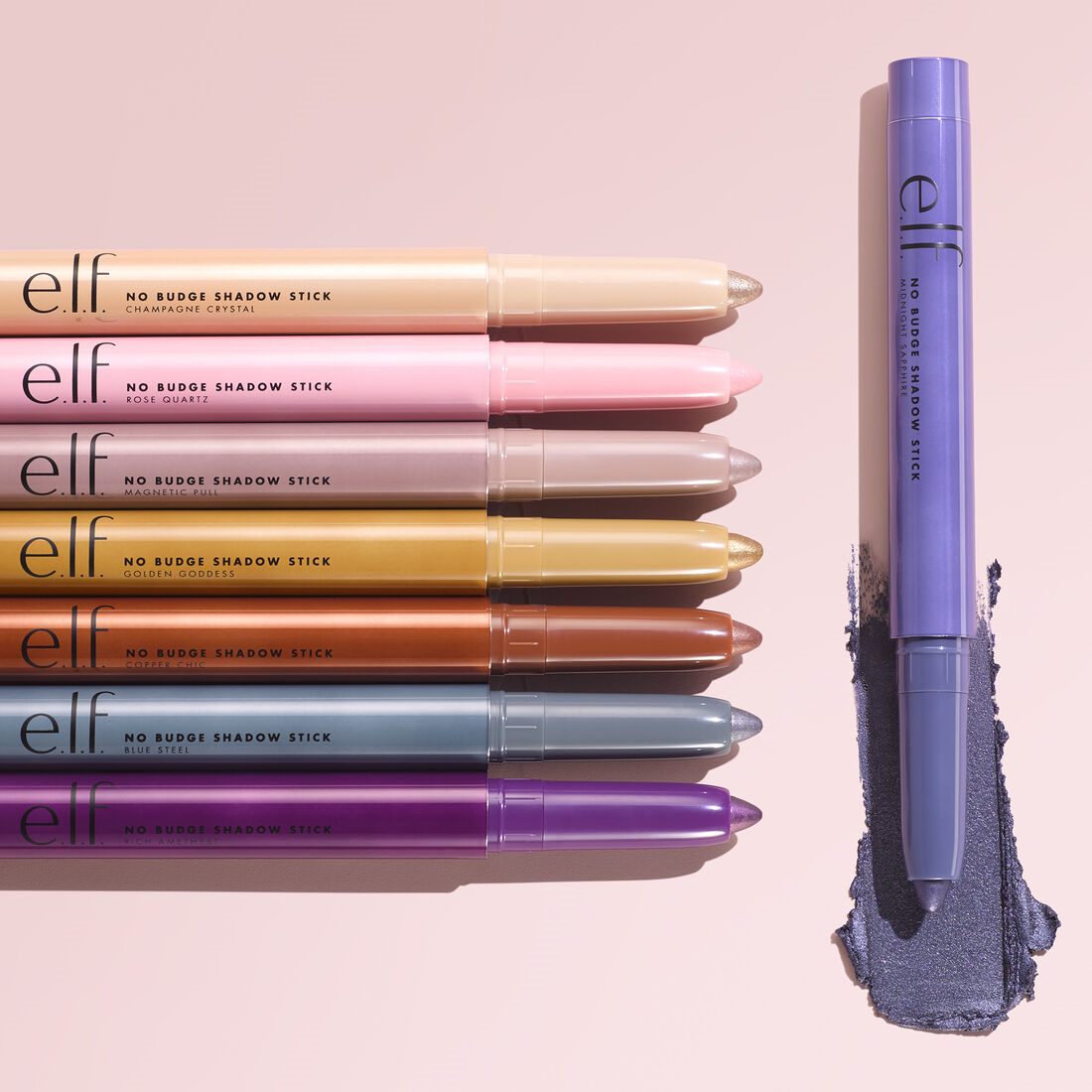ELF No Budge Shadow Stick Collection