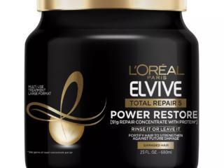 L'Oreal Elvive Total Repair 5 Power Restore Repair Concentrate