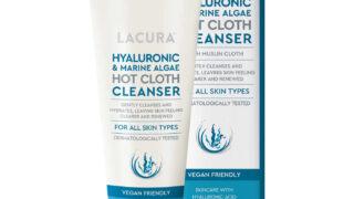 Lacura Hyaluronic & Marine Algae Hot Cloth Cleanser