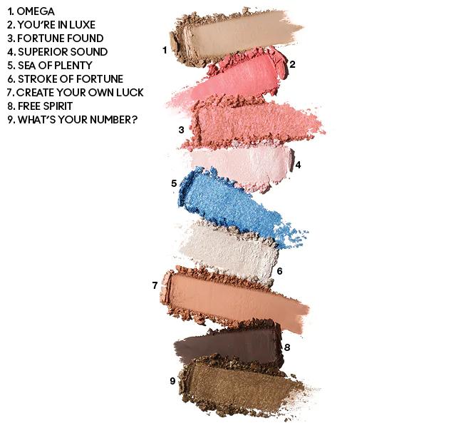 MAC Sea of Plenty x 9 Eyeshadow Palette