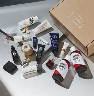 Next 2020 Haul of Fame Mens Grooming Box