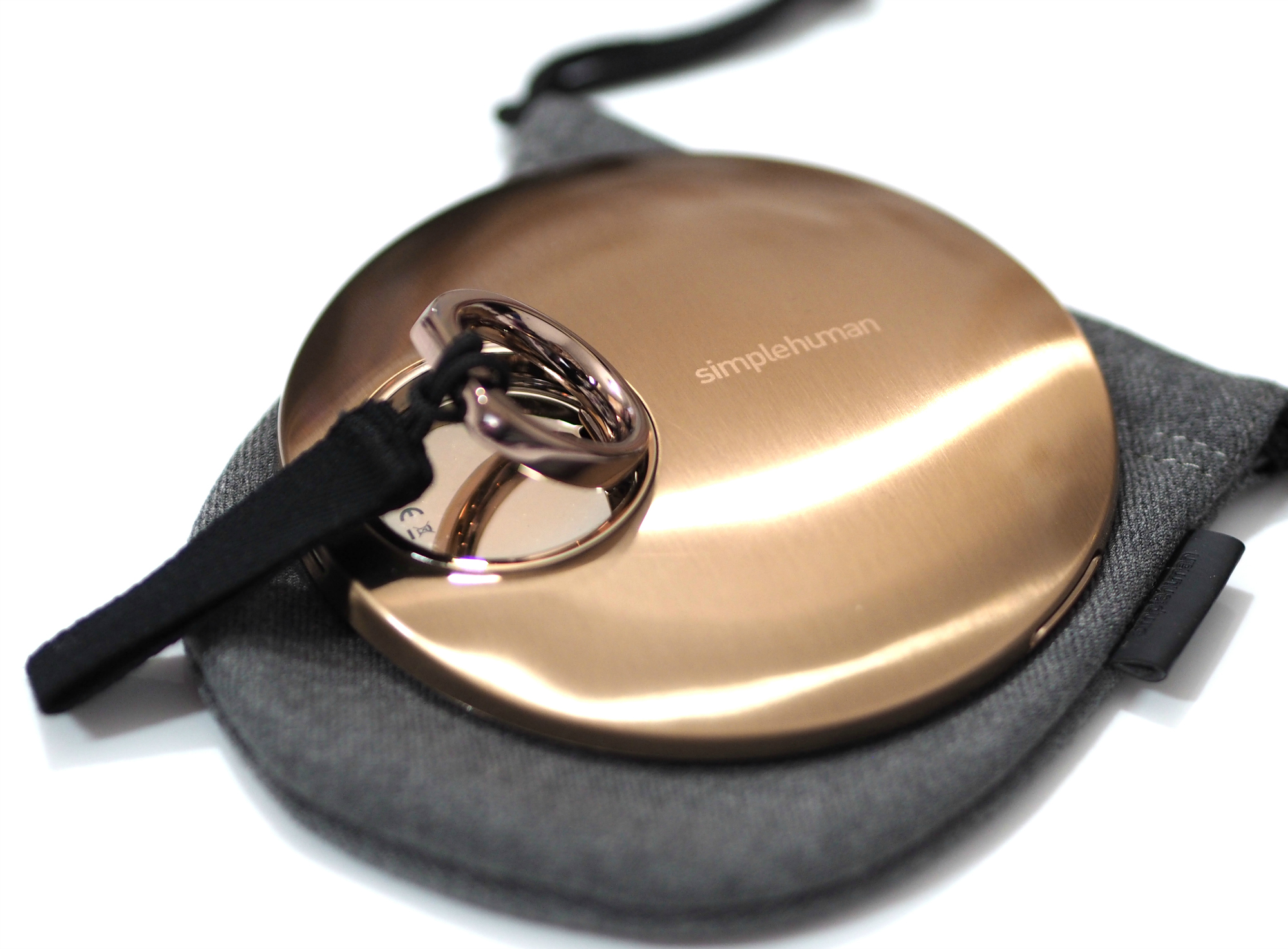 Simplehuman Sensor Mirror Compact Review