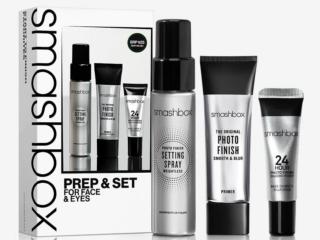 Smashbox Prep & Set For Face & Eyes Kit