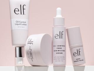 ELF Oil Control Pink Powder Mask
