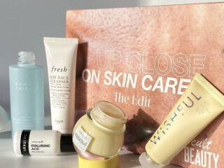 Cult Beauty Up Close on Skin Care The Edit Beauty Box