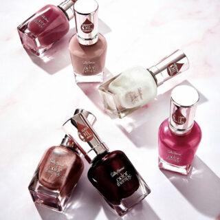Sally Hansen La Vie En Rose Color Therapy Collection