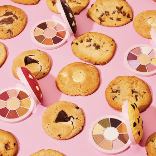 I Heart Revolution Cookie Shadow Palette Collection