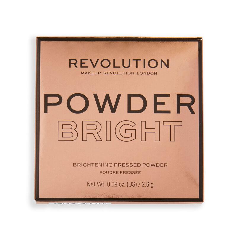 Revolution Powder Bright Brightening Pressed Powder