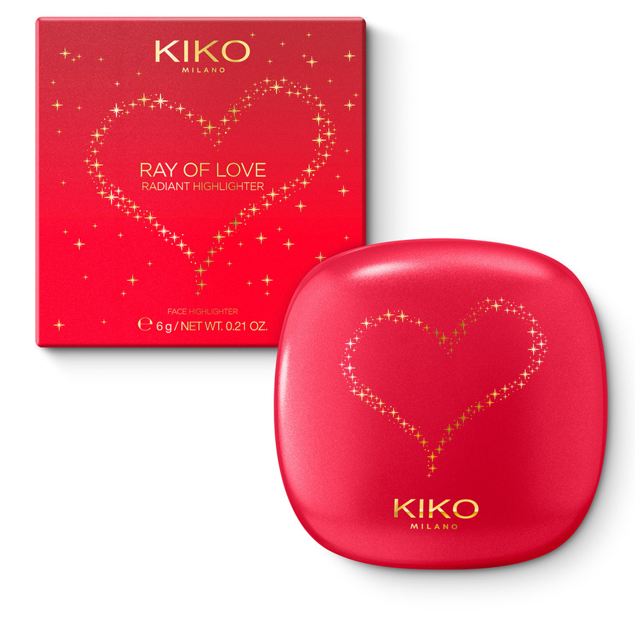 Kiko Ray of Love Radiant Highlighter