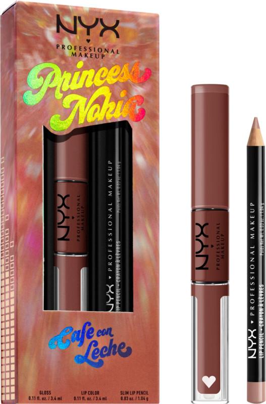 NYX x Princess Nokia Lip Kit Collection