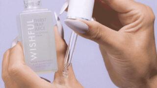 Huda Beauty Wishful Thirst Trap Juice HA3 Peptide Serum
