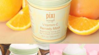Pixi Remedy Masks   Rose, Milky & Vitamin-C