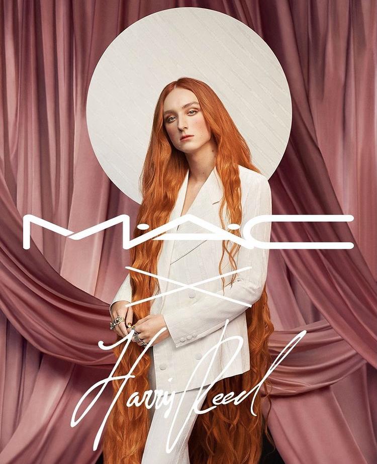 MAC x Harris Reed Collaboration Reveal!