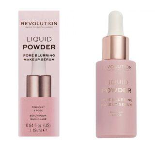Revolution Liquid Powder Pore Blurring Makeup Serum