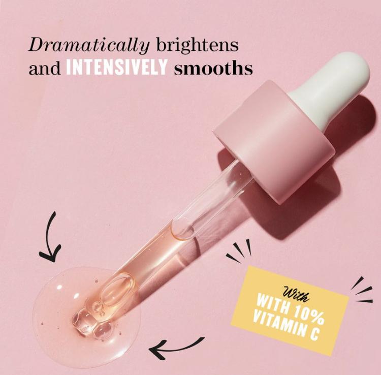 Soap & Glory Glow With It 10% Vitamin C Serum