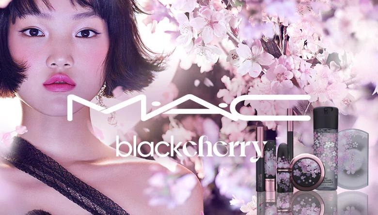 MAC Black Cherry Collection Spring 2021