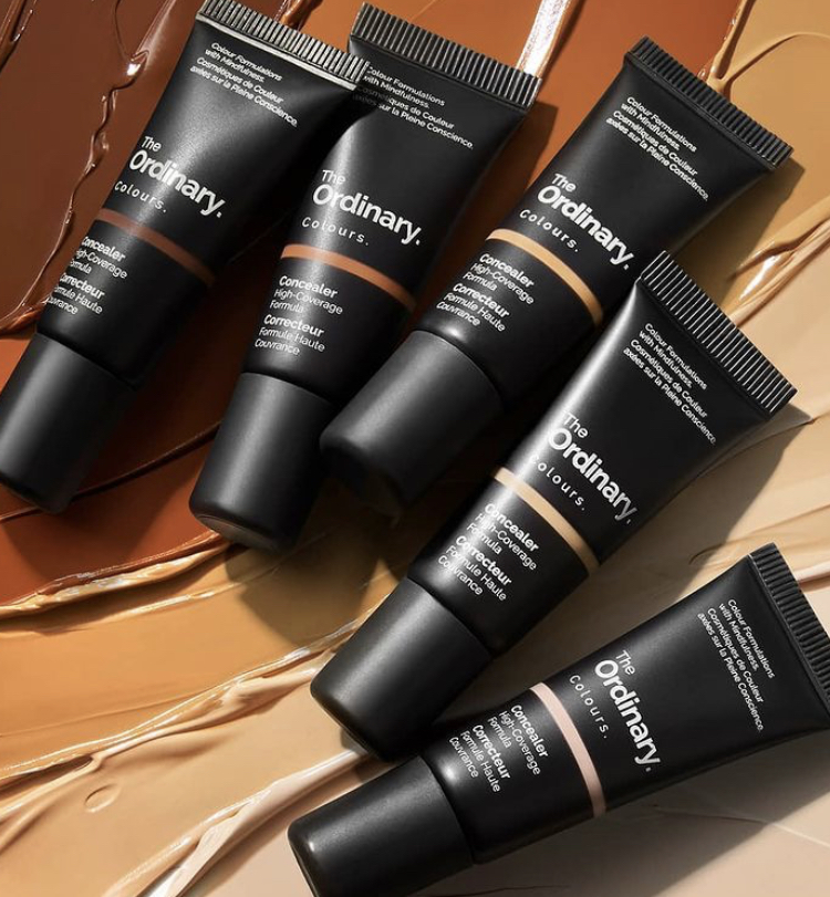 the ordinary concealer