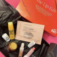 Cult Beauty The Lip Edit Valentine's Day Beauty Box