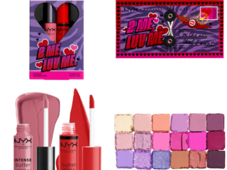 NYX 2 Me Luv Me Valentine's Day Collection