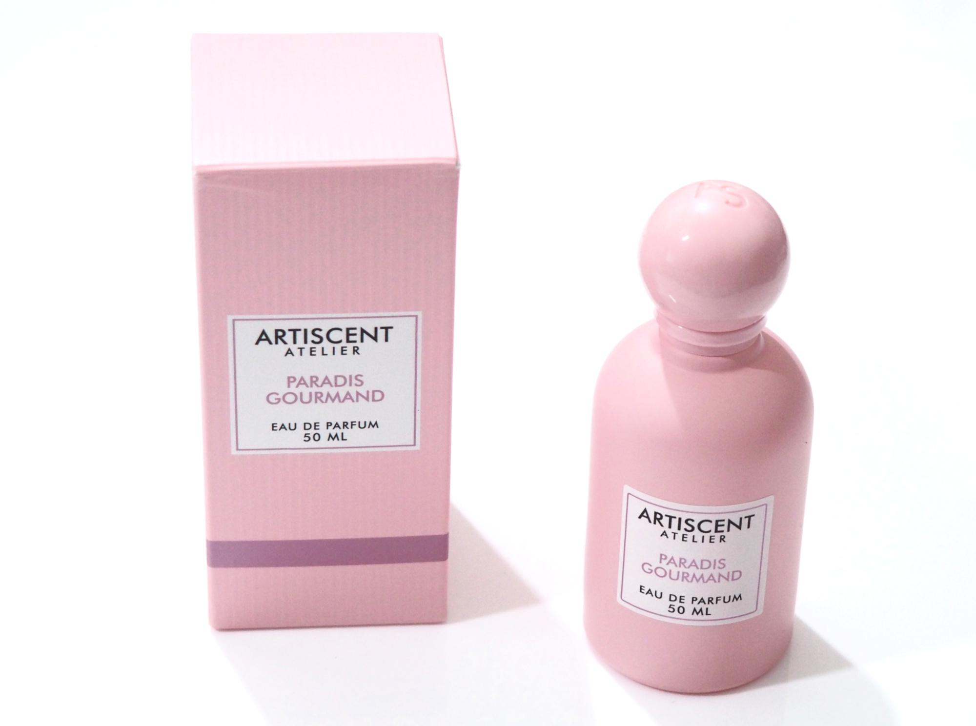 Artiscent Atelier Paradis Gourmand Eau de Parfum