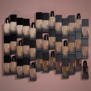 Huda Beauty #FauxFilter Luminous Matte Foundation