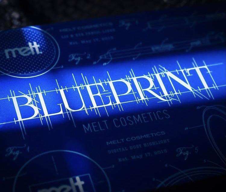 Melt Cosmetics Blueprint Collection