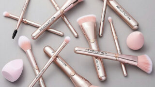 Revolution Create Your Look Makeup Brush Collection