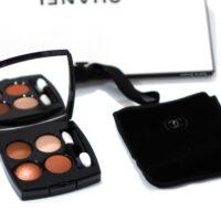 Chanel Bouquet Ambré Les 4 Ombres Les Fleurs de Chanel Palette Review + Global Giveaway