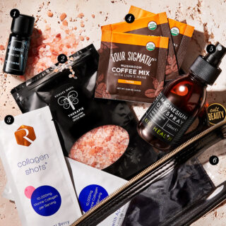 Cult Beauty The Wellbeing Gift