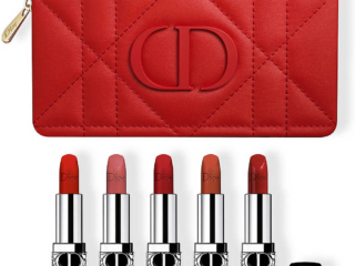 Dior Rouge Couture Colour Refillable Lipstick Collection Spring 2021