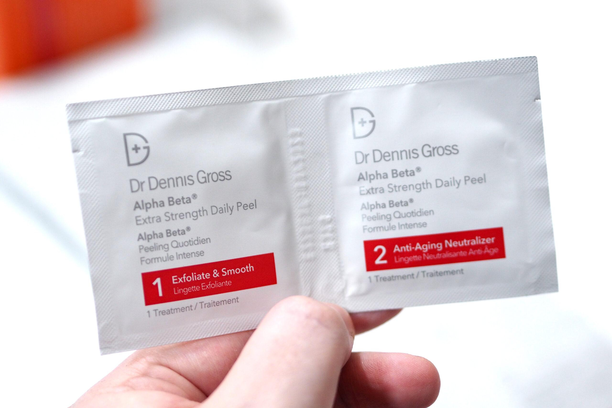Dr Dennis Gross Alpha Beta Head to Toe Glow Set