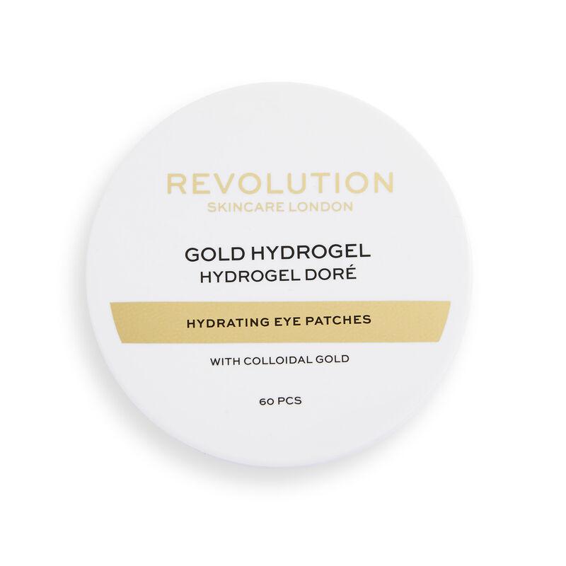Revolution Skincare Gold Eye Hydrogel Hydrating Eye Patches