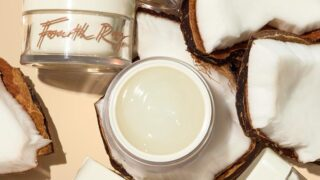 Fourth Ray Beauty Coconut Moisturizing Lip Mask