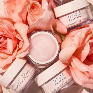 Fourth Ray Beauty Rose Overnight Lip Mask