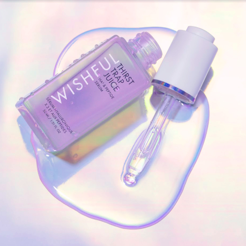 Huda Beauty Wishful Thirst Trap Juice HA3 Peptide Serum