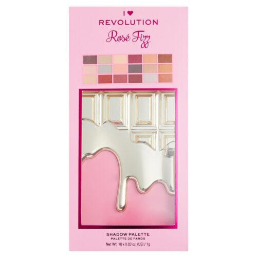 I Heart Revolution Rose Fizz Chocolate Palette