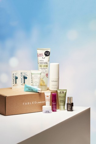 Next New Year Skincare Saviours Beauty Box