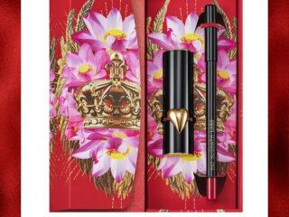 Pat McGrath Crimson Couture Lip Kit   Spring 2021