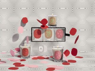 Diptyque Dancing Ovals Candle Collection