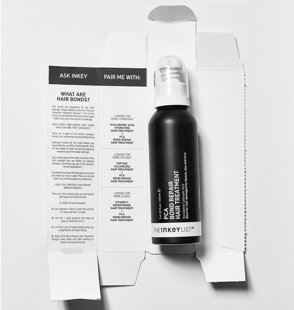 The Inkey List PCA Hair Bond Treatment