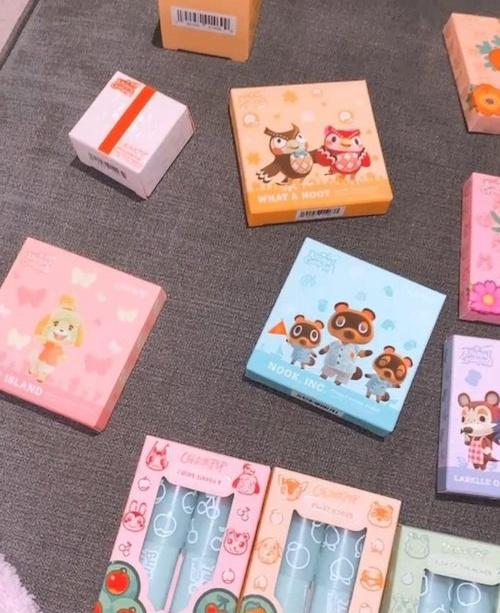 ColourPop x Animal Crossing Collection