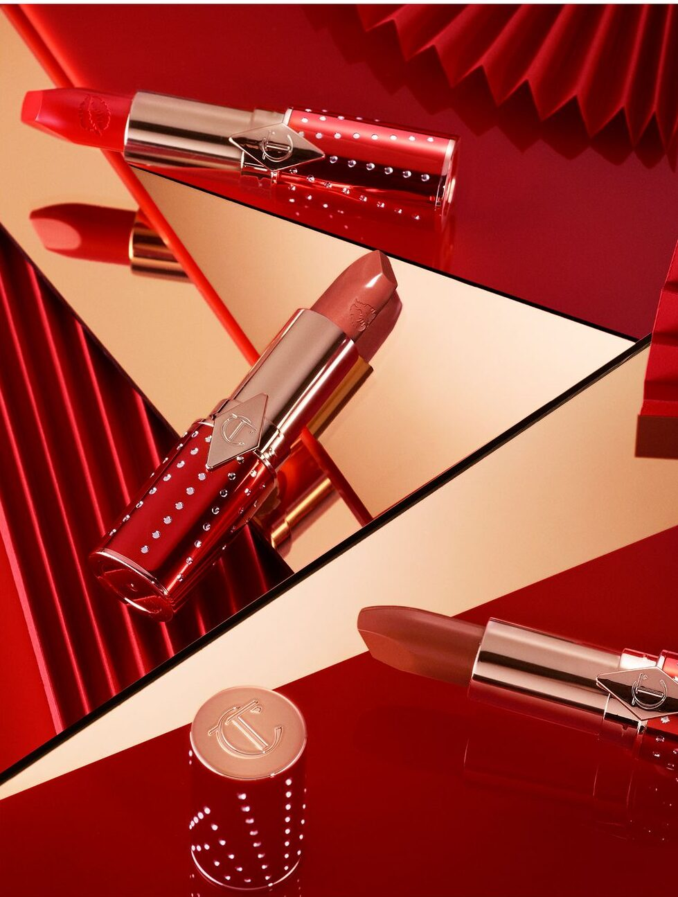 Charlotte Tilbury Lunar New Year Lipstick Collection 2021