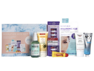 Boots Skincare Hydration Beauty Box 2021