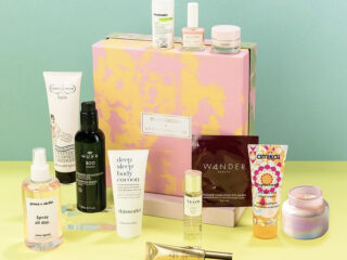 Birchbox x Anthropologie Limited Edition Beauty Box 2021