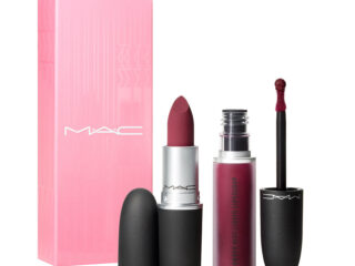 MAC Like Mother Powder Kiss Lip Kit