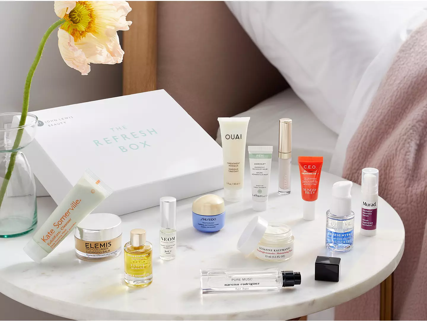 My John Lewis Refresh Beauty Box for Her GWP