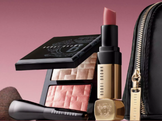 Bobbi Brown Luxe Glow Cheek & Lip Gift Set