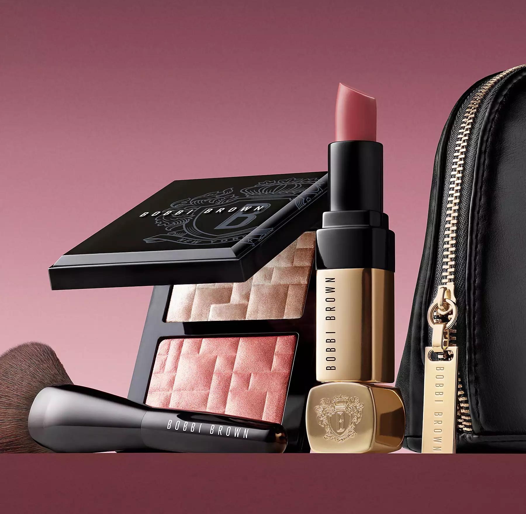 Bobbi Brown Luxe Glow Cheek & Lip Gift Set